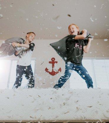 Jak wzmacniać odwagę u dziecka